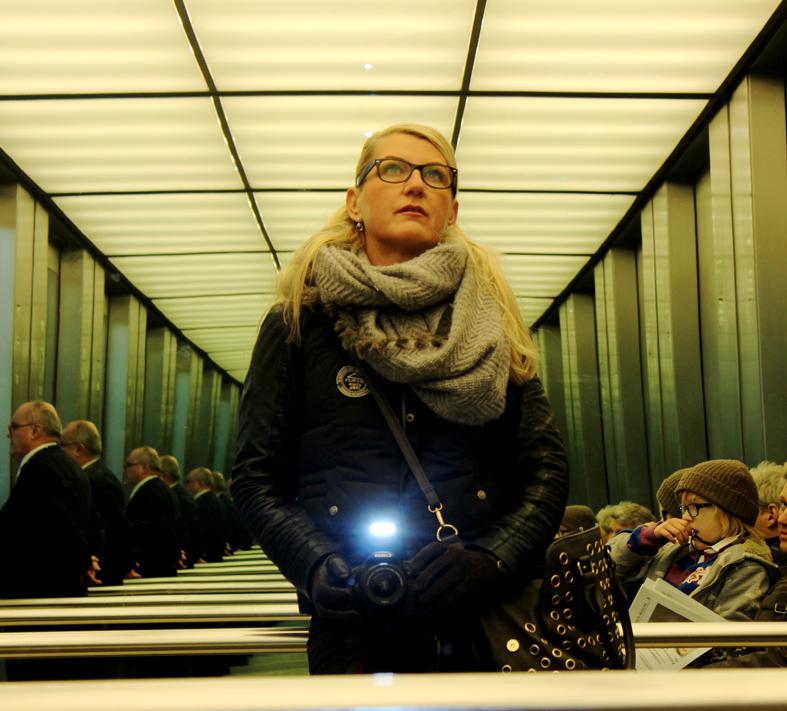 Regine Fürst Berlin Reichstag